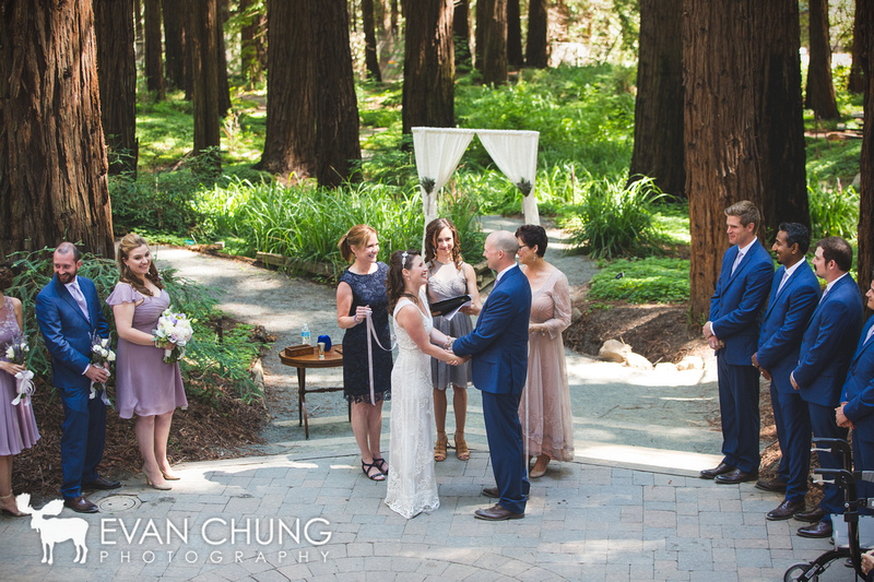 Evan Chung Photography Berkeley City Club And Uc Botanical Gardens Wedding