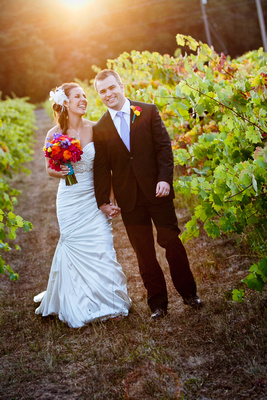 Evan Chung Wedding Photography, Sonoma Bay Area Wine Country Wedding Photographer